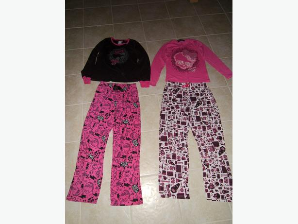 Monster High Clothes Sizes L and XL