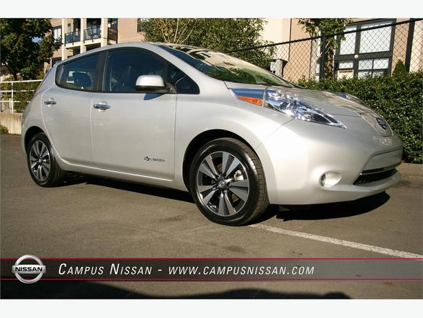 2015 Nissan Leaf SL QUICK CHARGE