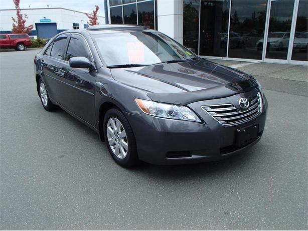 2007 Toyota Camry Hybrid W/Leather