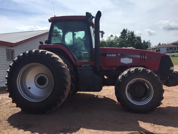 2004 Case IH MX200 Tractor