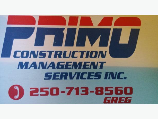 Primo Construction