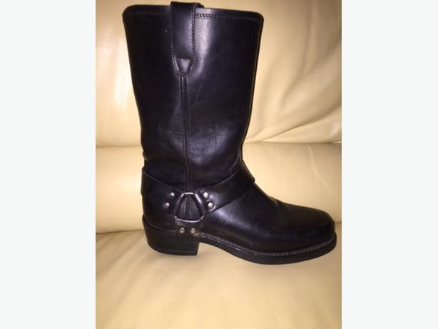 Ladies Size11 or Men's Size9 Dingo Motorcycle Boots