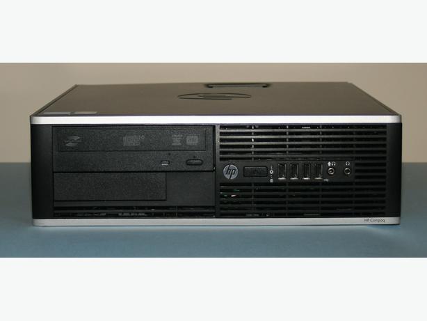 Compaq 6200 Pro Business Class Desktop_i5-2500_4GB_Win7 – All set up!