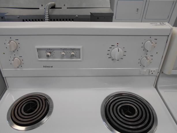 White Admiral stove