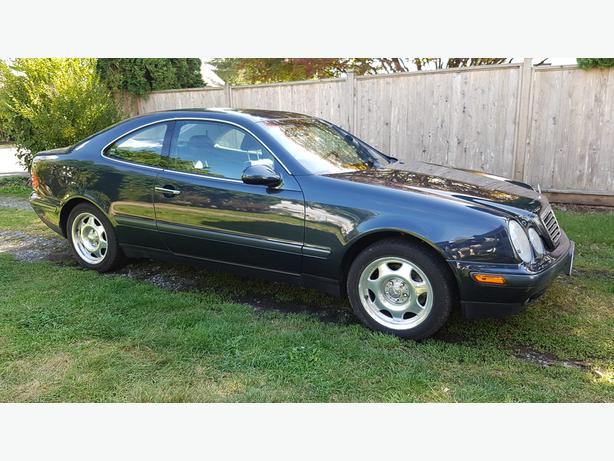 1999 Mercedes CLK 320