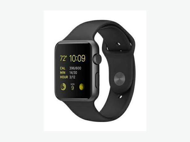 Brand new Apple watch Sport 42mm Space Grey OBO