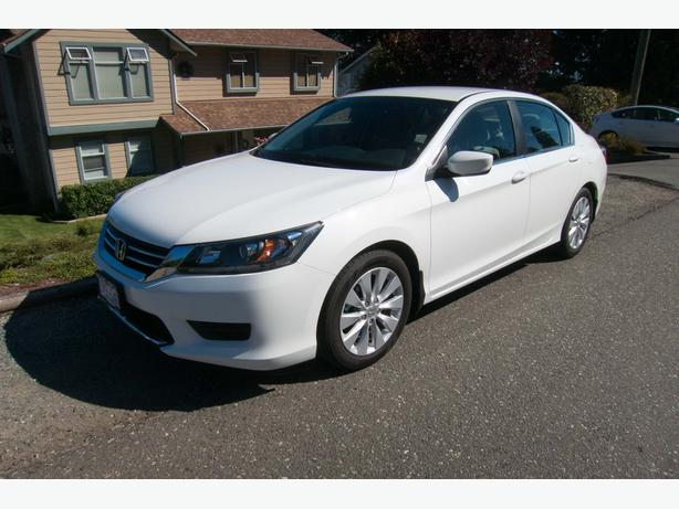2013 Honda Accord LX 4-door sedan