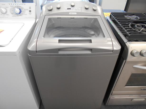 GE profile flow logic washer