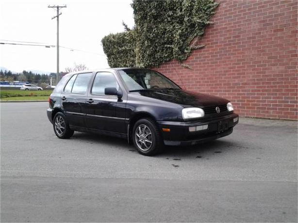 1999 Volkswagen Golf GL 2.0
