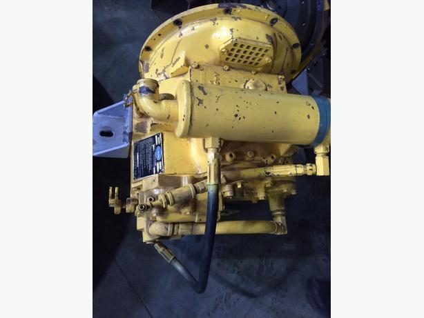 Twin Disc 509 Marine Transmission