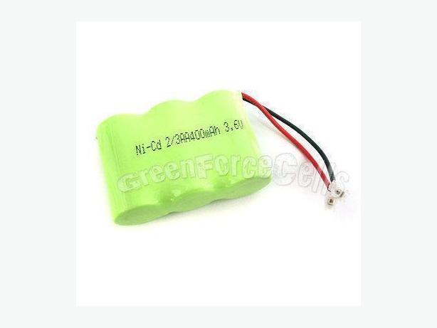 Ni-CD Battery HHR-P301 2/3 AA 400mAh for Cordless Phone
