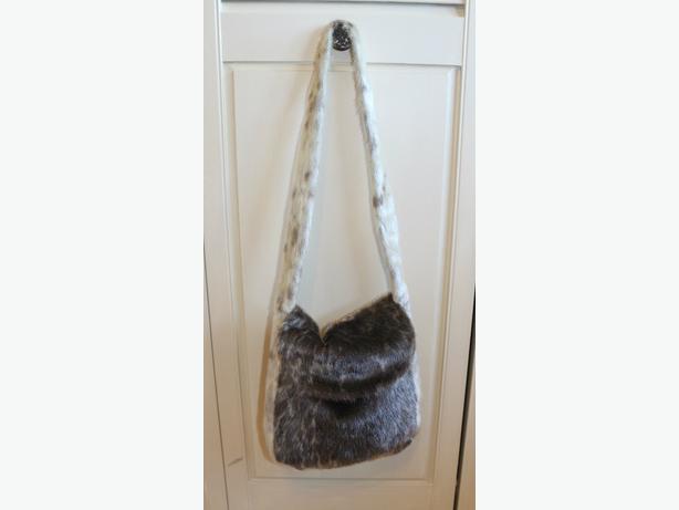 Seal Skin purse handmade in N.W.T.