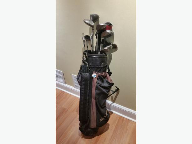Complete set of Golf Clubs for Sale!!!