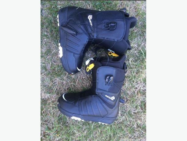 Burton men's Snowboarding boots