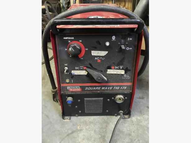 LINCOLN TIG WELDER