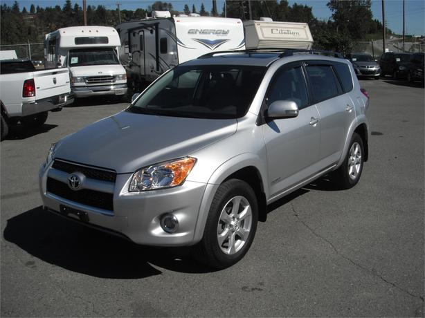 2011 Toyota Rav4 Limited 4WD