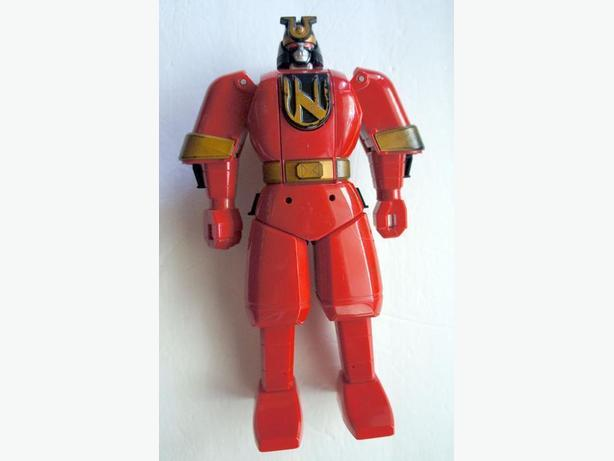 RED POWER RANGERS Zord NINJA STORM ACTION FIGURE 11 INCH