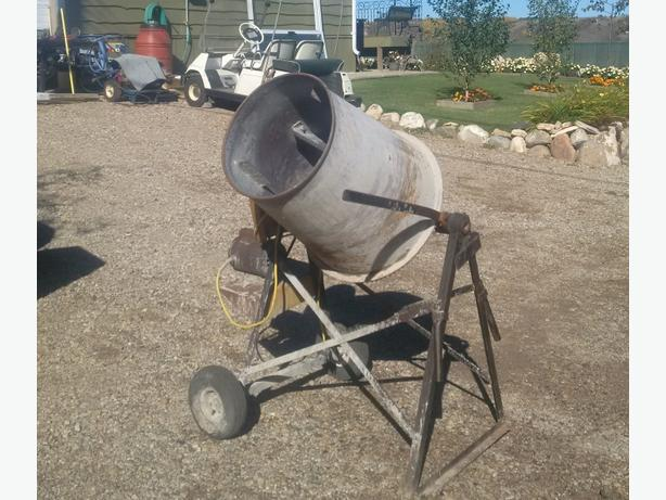 Portable Cement Mixer For Sale