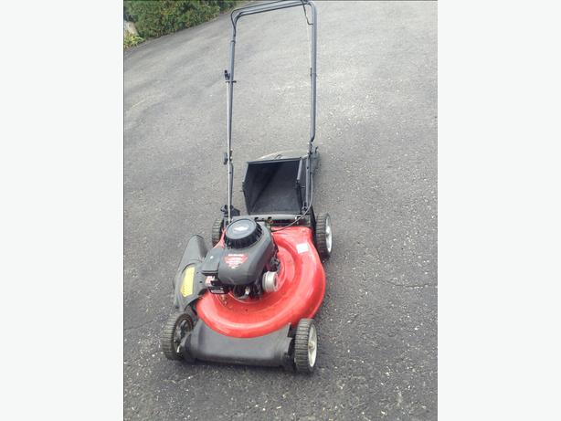 MTD Rear Bagger    Mulcher Mower