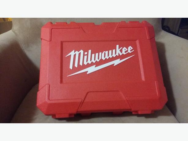 Milwaukee drill.
