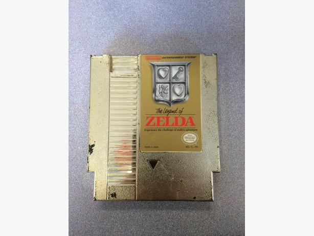 legend of zelda nes manual