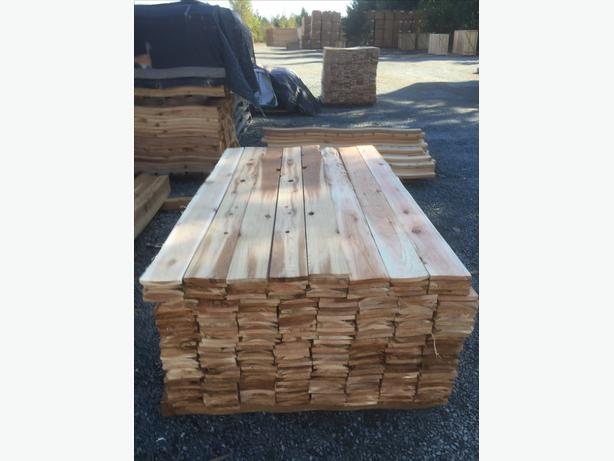Cedar Fence Board Blow Out Sale