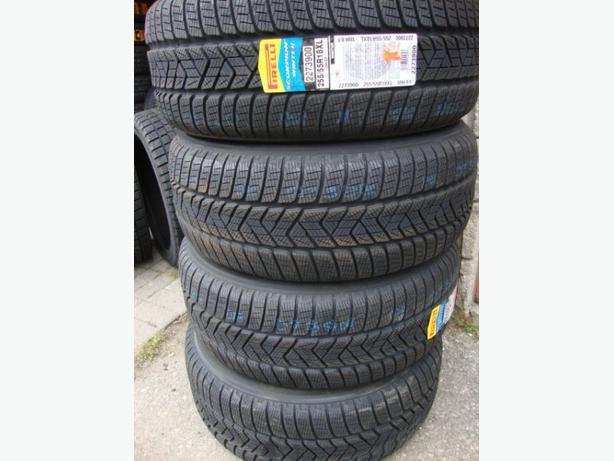 Brand new 255/55/R18 Pirelli Scorpion Winter / snow tires!!!
