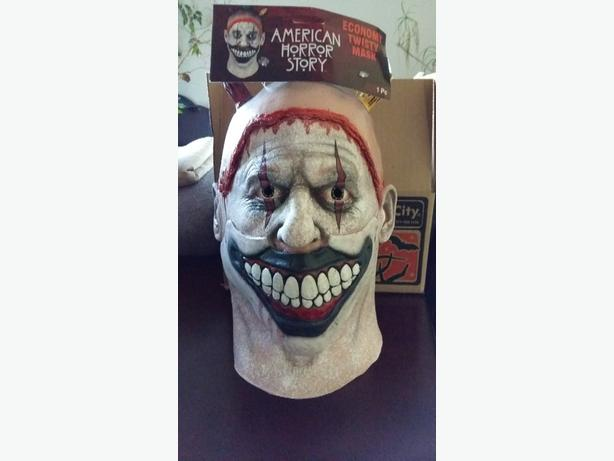 Twisty the Clown Mask. BRAND NEW