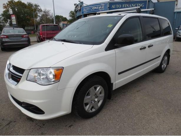 2012 DODGE GRAND CARAVAN SE CANADA VALUE PACKAGE