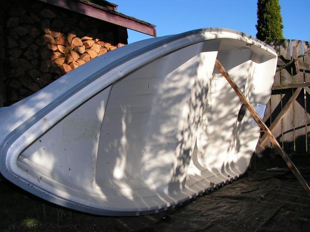 10 ft rowboat