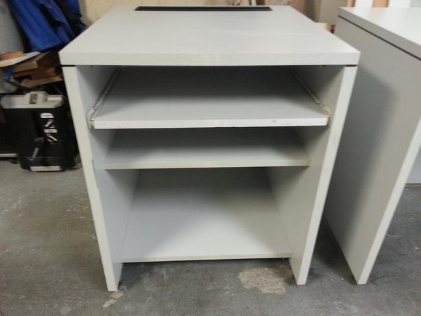 Large and Sturdy Corner Office Desk