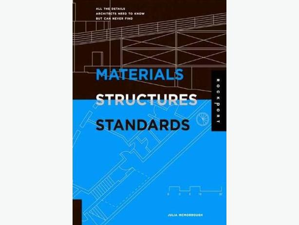 Materials, Structures and Standards