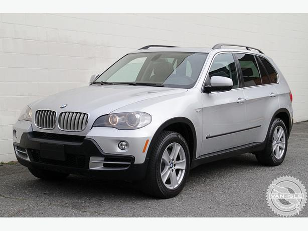 BMW X5 6 Month Warranty included