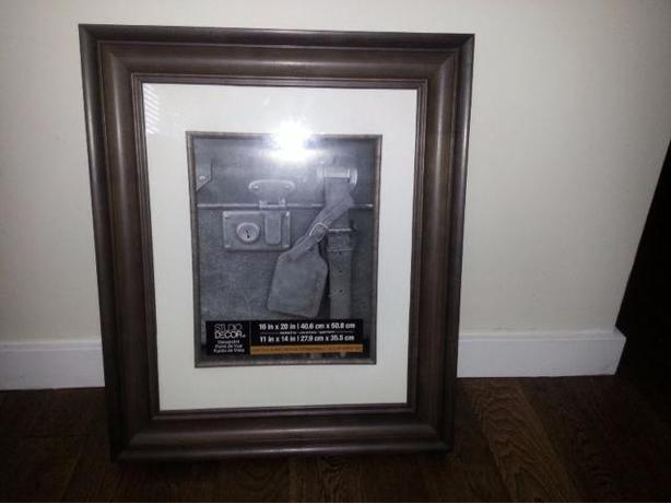 Like New Michael's Silver Picture Frame