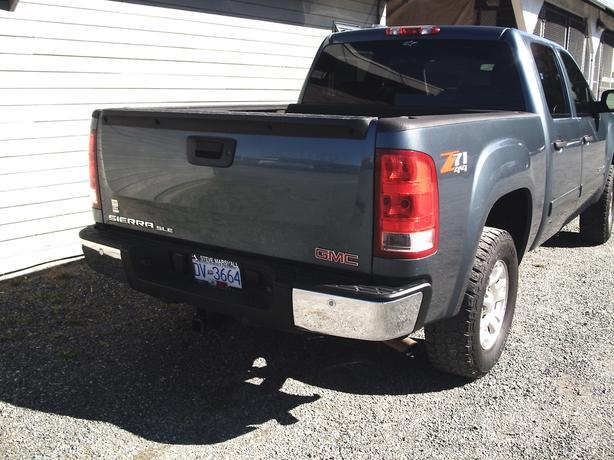 2007 GMC Sierra 1500 Pickup Truck 4x4