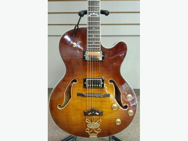 Crafter FEG780Tm/VTG-V Hollow Body Electric Guitar