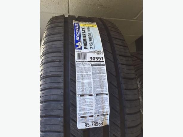 NEW 275/50/R20 Michelin Premier LTX – Mercedes GL / Mercedes GLS