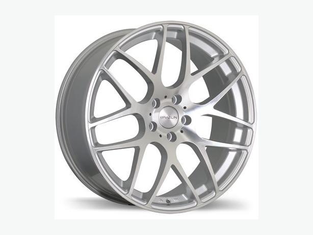 NEW 19 inch BRAELIN rims (5x130) -PorscheCayenne/ Audi Q7/ VW Touareg