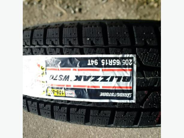 BrandNew 205/65/R15 Bridgestone Blizzak WS-60 snow/winter tires