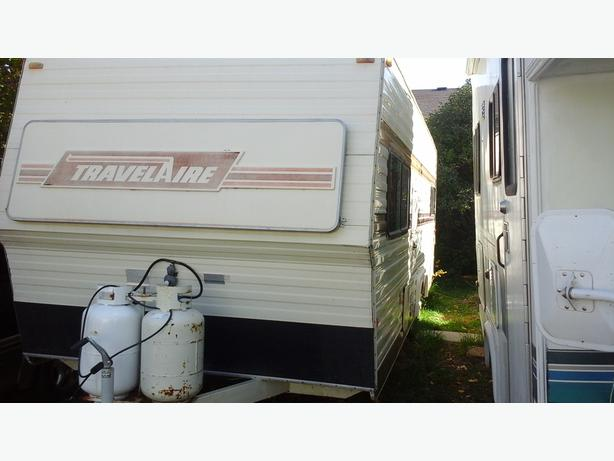 Travelaire Trailer