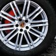 "NEW 19"" PORSCHE MACAN staggered reps + Yokohama W-Drive snows"