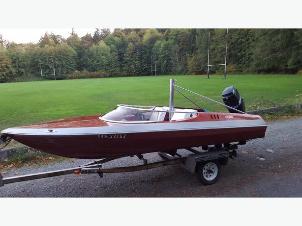 16Ft Cobra Sidewinder Ski Boat