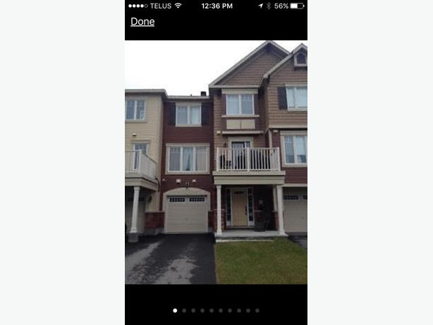 brand new appleby  townhome