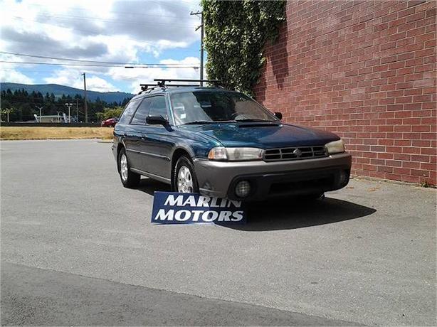 1999 Subaru Outback Outback
