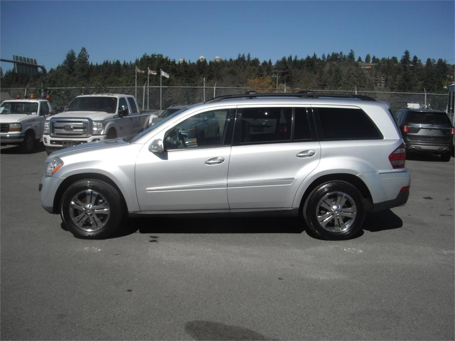 2008 mercedes benz gl 450 4matic with 3rd row seating outside victoria victoria. Black Bedroom Furniture Sets. Home Design Ideas
