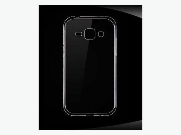 Transparent Clear TPU Case for Samsung Galaxy J3