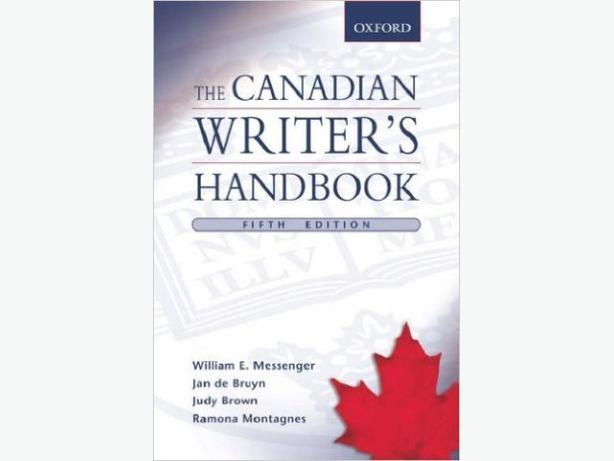 The Canadian Writer's Handbook