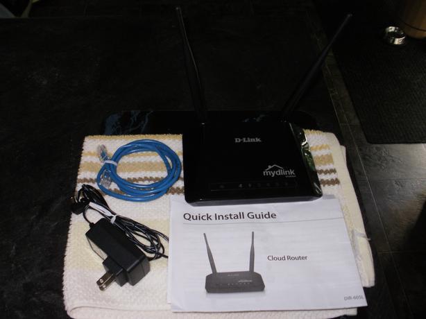 D-Link Coud Router