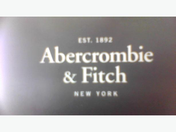 Selling Abercrombie & Fitch 100$ gift card