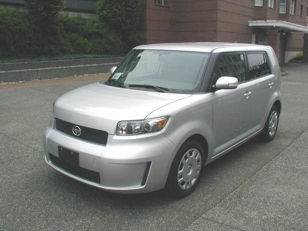 2008 toyota scion xb delivery miles only victoria city victoria. Black Bedroom Furniture Sets. Home Design Ideas